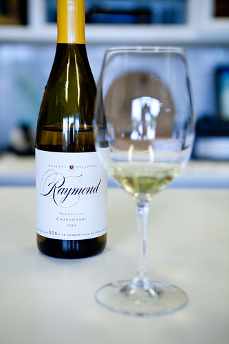 Raymond Vineyards 2010 Reserve Selection Chardonnay