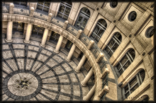 Texas State Capitol - Open-Air Rotunda