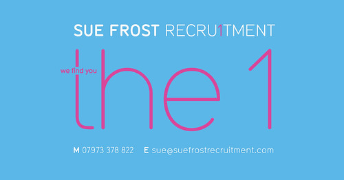 Sue Frost Recruitment