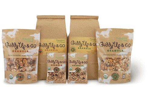 Giddy Up & Go Granola Official