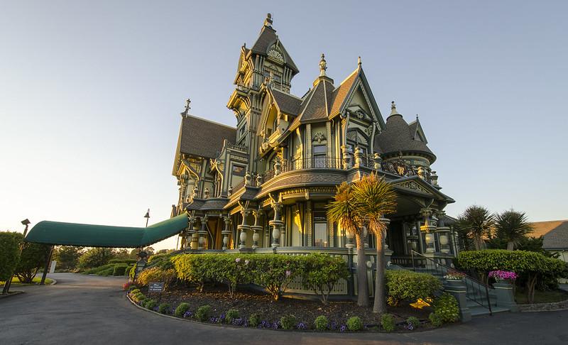 Carson Mansion - Eureka Victorian