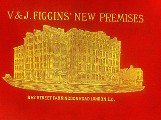 Figgin's foundry in Farringdon