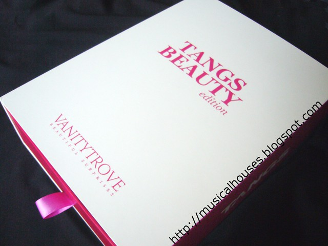 tangs vanity trove july box