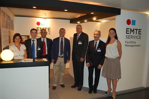 EMTE Service, en FM&BM World Summit