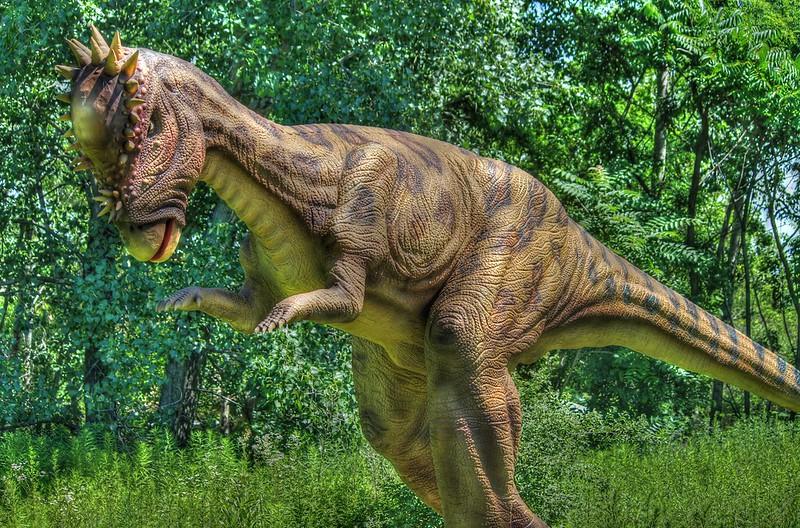 Field Station Dinosaurs, Secaucus NJ -- Urban Life & Travel