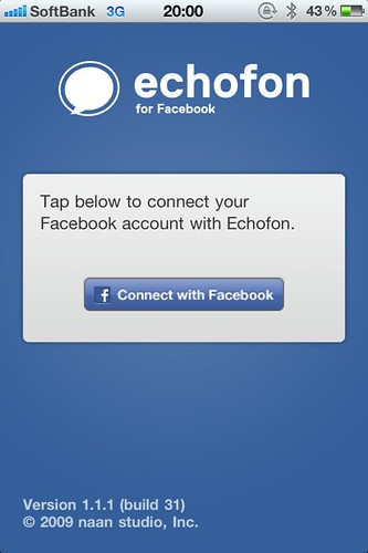 echofon for Facebook(1)