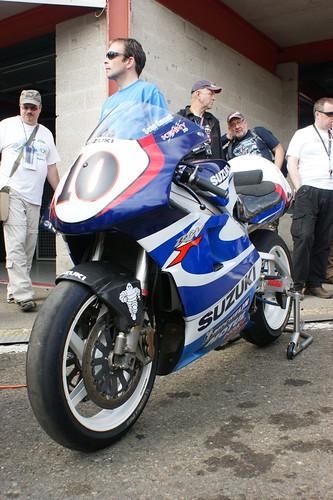 Suzuki RGV500, ex-Kenny Roberts Jr.