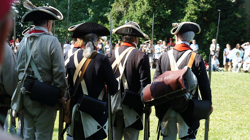 Fourth of July at Mount Vernon