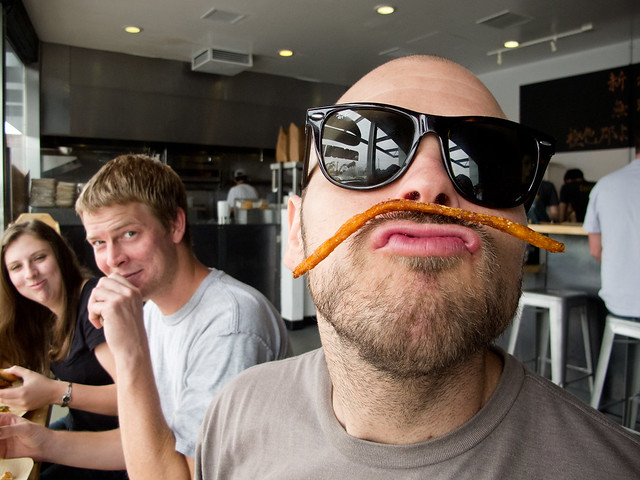 Dave Anderson: Andrew Reynolds' Fakie Flip Contest WINNER