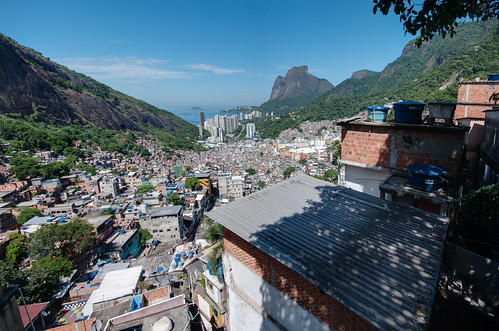 Favela Rocinha 28