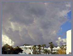 Black Clouds!