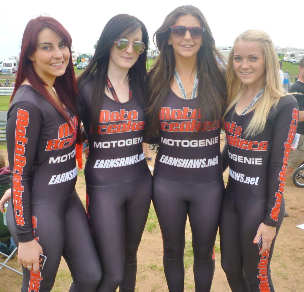 Moto-Breakers Girls