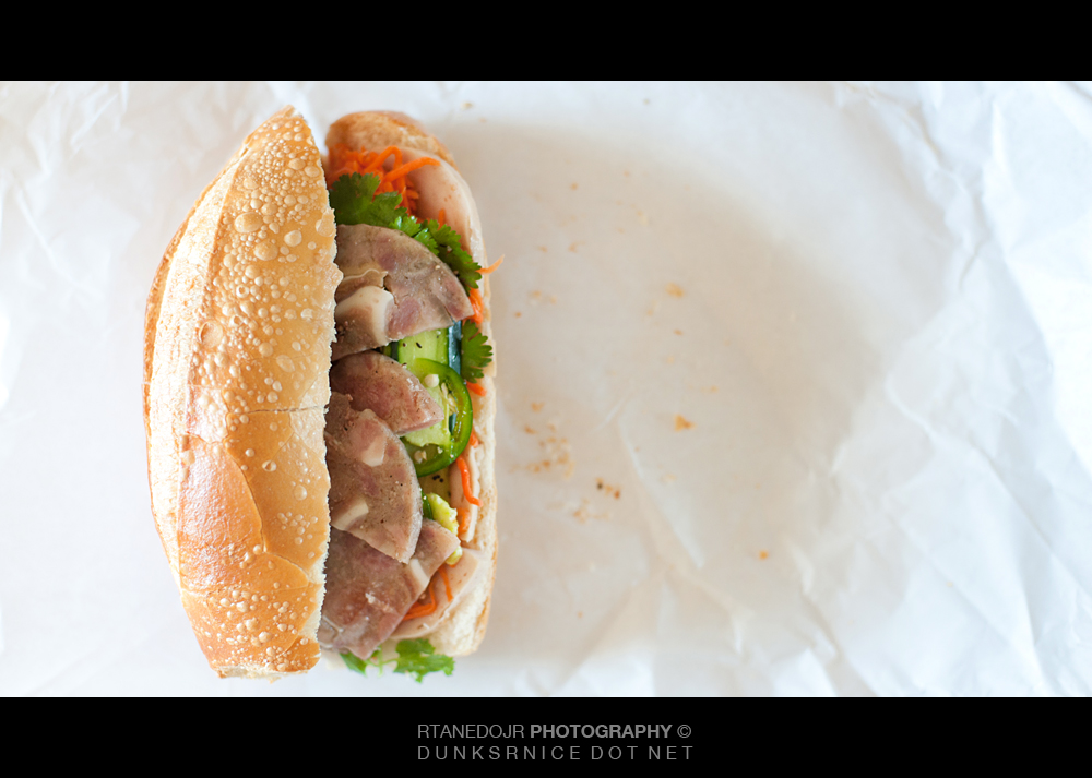 192 of 366 || Vietnamese Sandwich