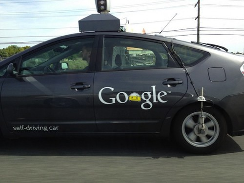 Google's self-driving car, google, car, self driving