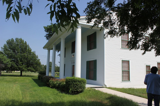 Sam Rayburn House http://www.flickr.com/photos/texasbackroads/7551800648/