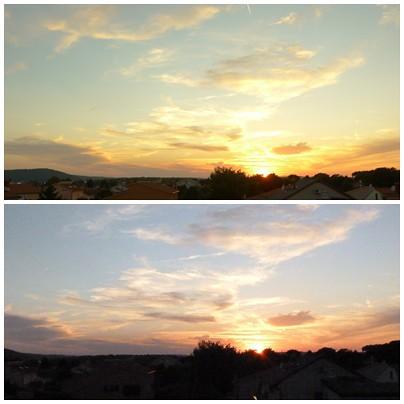 Sunrise Vs Sunset Explore Claudia Liz S Photos On Flickr