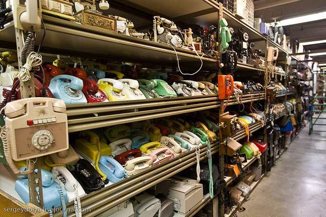 Universal studio, склады, фото из интернета