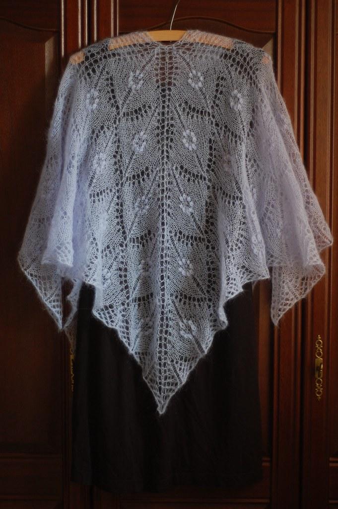 umbel shawl
