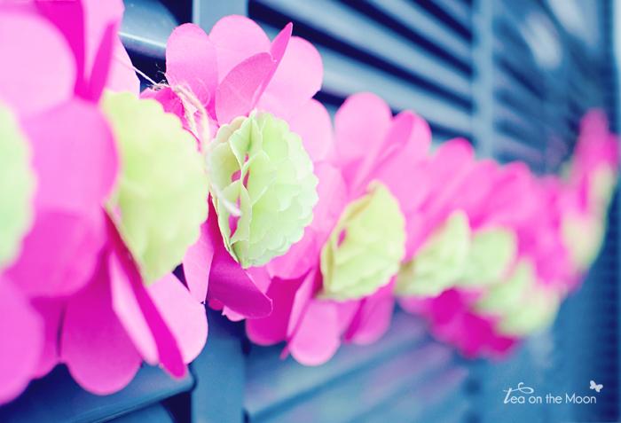 guirnaldas flores