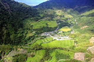豐南村吉哈拉艾梯田文化景觀。(圖片來源:水土保持局花蓮分局提供)