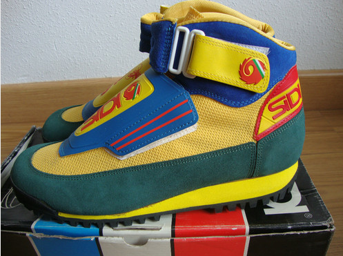 Hideous SiDi mtb shoes 01