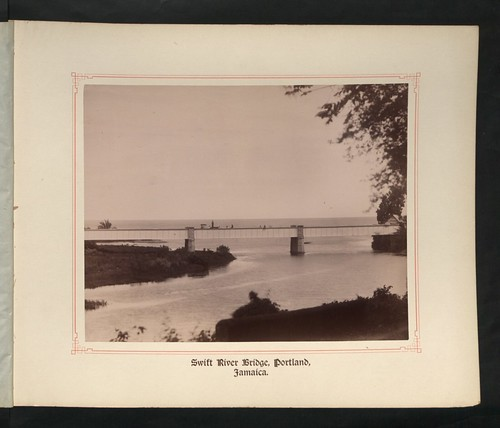 bridge jamaica caribbean thenationalarchivesuk caribbeanthroughalens tna:SubseriesReference=co1069ss2 tna:SeriesReference=co1069 tna:DivisionReference=cod32 tna:DepartmentReference=co tna:PieceReference=co1069p370 tna:IAID=c11443612