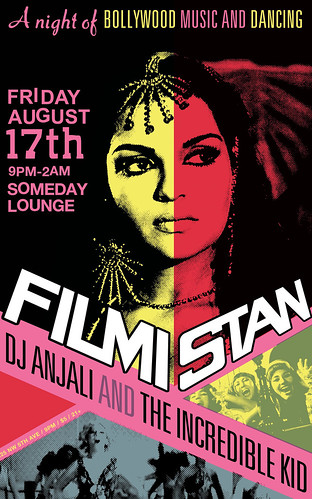 Filmistan @ Someday Lounge
