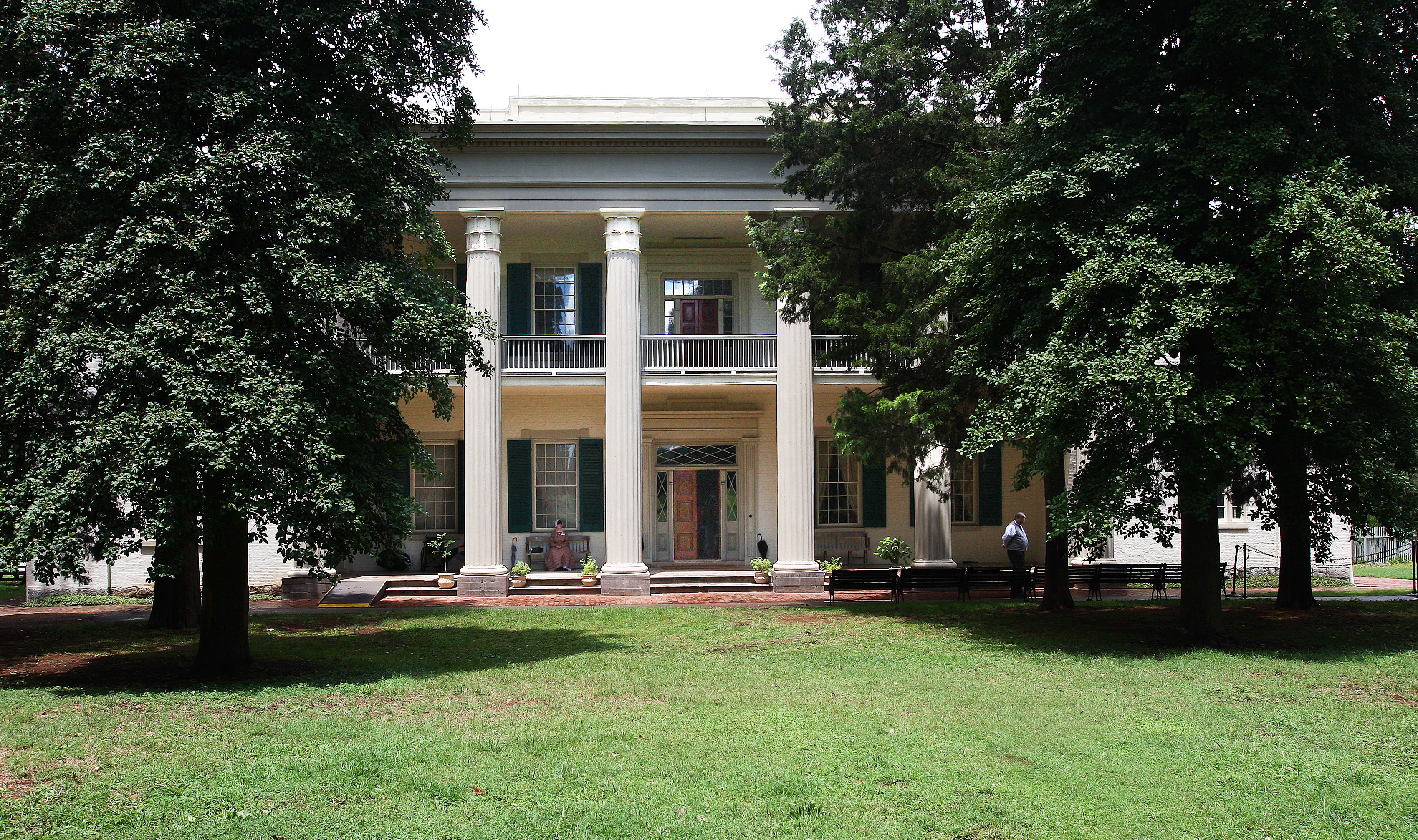 "Visit Belle Meade Plantation, known as the ""Queen of the Tennessee Plantations"""