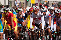 Olympics 2012. Mens road race.