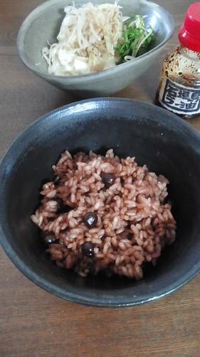 豆ごはん by nekotano
