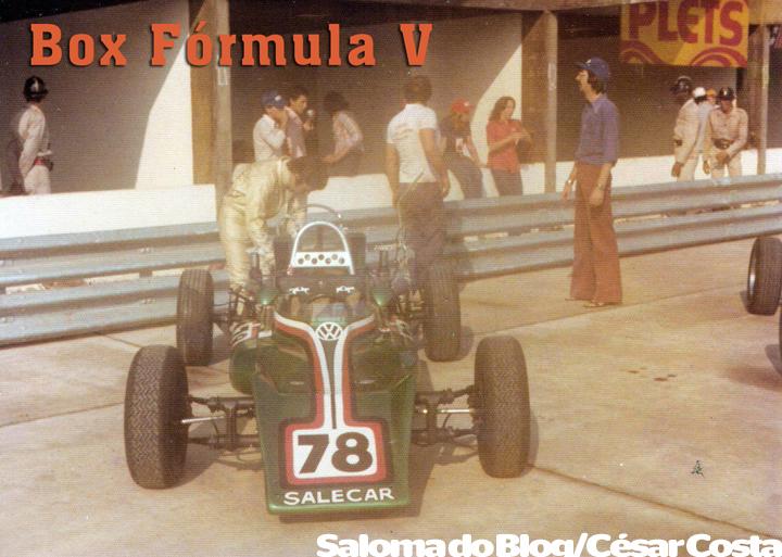 Formula V_Autódromo Jacarepaguá #1977 A