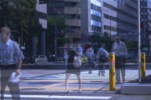 summer. osakacity japan
