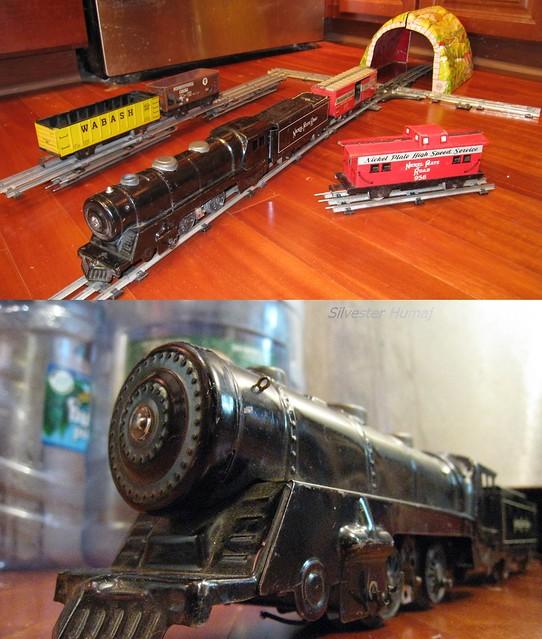 Marx Rr Toy Train For Sale On Craigslist I 39 M Asking 75