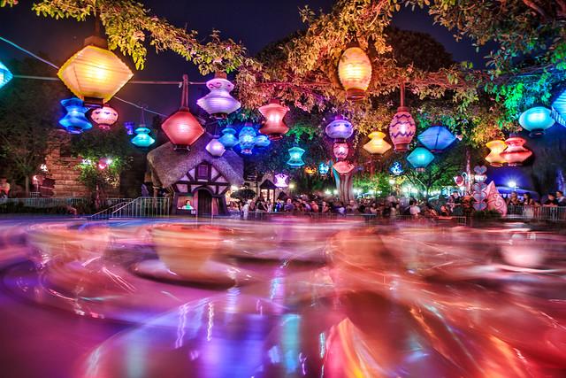 Mad Tea Party Disneyland Disneyland Mad Tea Par...