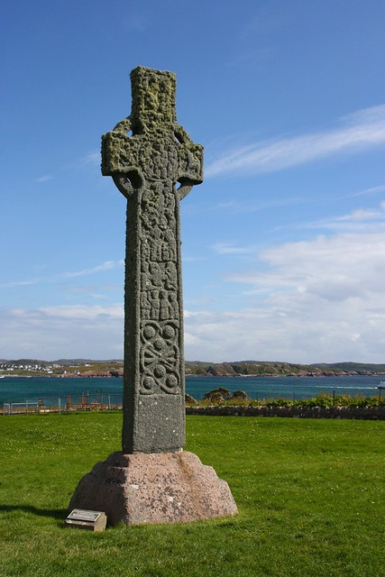 St. Martin's Cross on Iona
