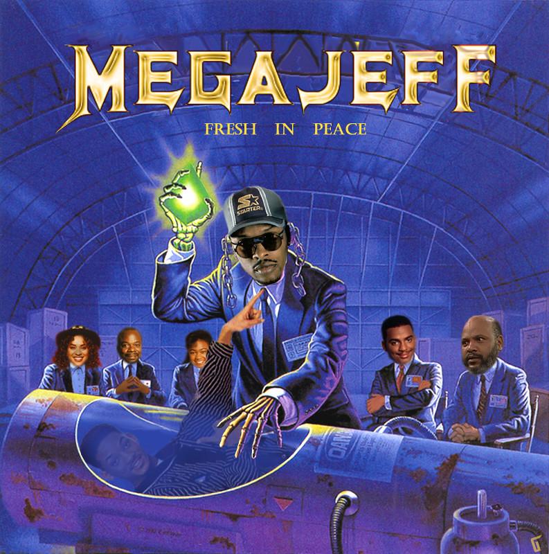 Megadeth Dave Mustaine Megajeff Dj Jazzy Jeff Fresh Pr Flickr
