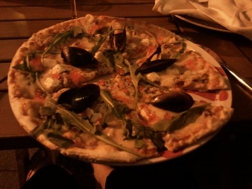 Pizza in Tartu