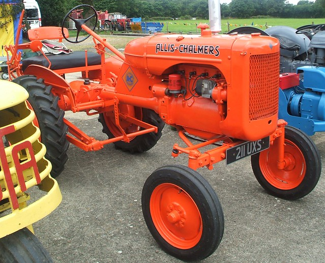Allis Chalmers Company : Allis chalmers flickr photo sharing