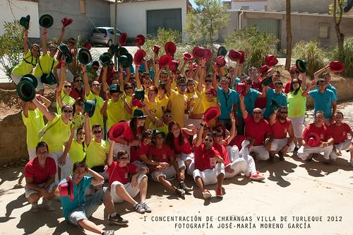 I CONCENTRACION DE CHARANGAS VILLA DE TURLEQUE 2012