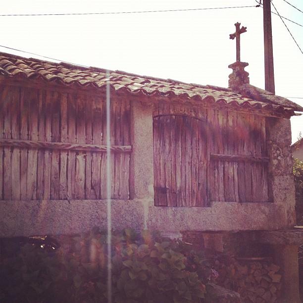 Último día en Oubiña, adiós horreo bonito :(