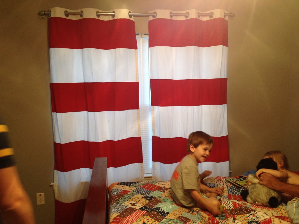 Nathan's curtains