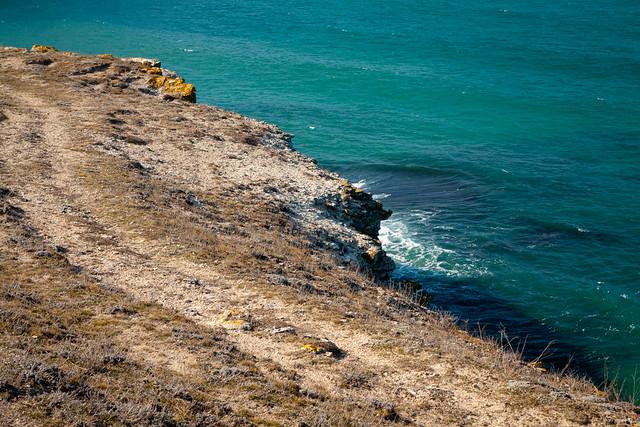 The Crimean shore