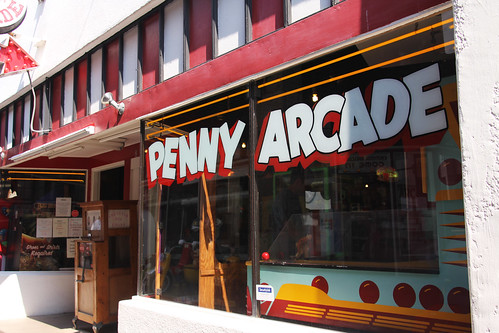 penny arcade window