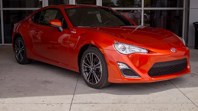 What I Really Wanted - Scion FR-S