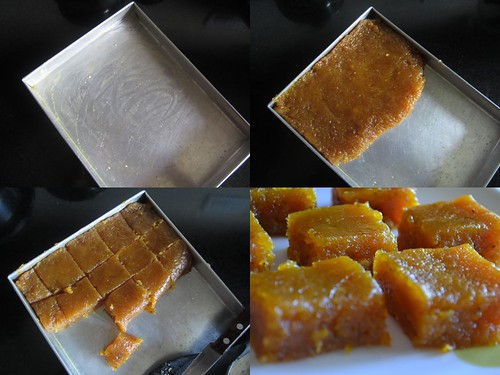 Banana Halwa-step6