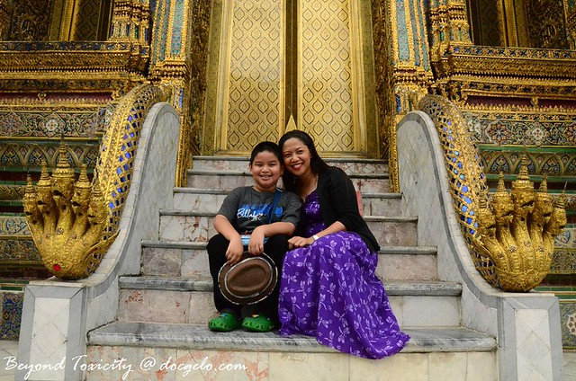 my loves at grand palace bangkok