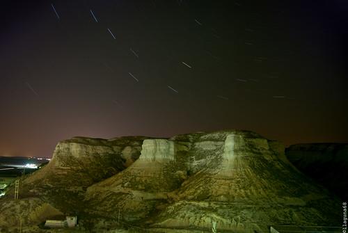 Remolinos in the night