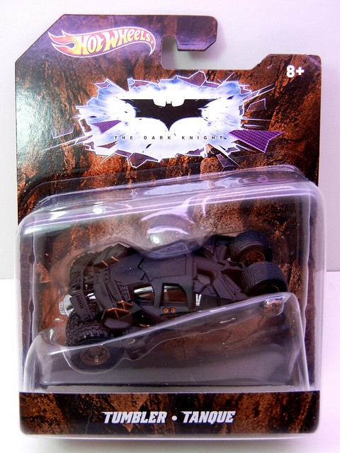 hot wheels batman tumbler black