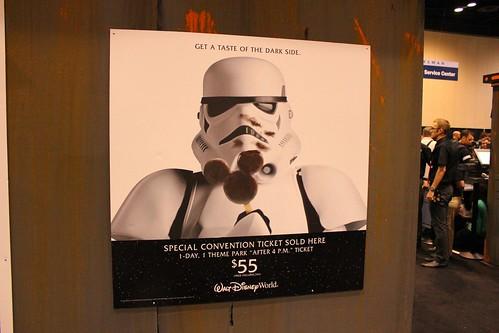Disney ad - Star Wars Celebration VI