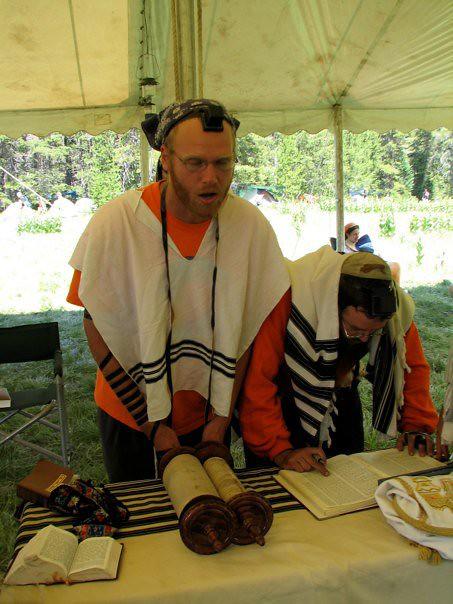 Rainbow Torah